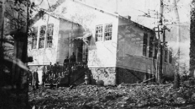 Greenwood School (Image from the Fisk Collections)